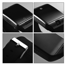 Q18 Bluetooth Smartwatch Phone with Camera, TF/SIM Card Slot for Android