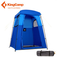 KingCamp Multi Tent Camping Toilet Tent Bathing Outdoor Portable Multi Use Tent Changing Room With Carry