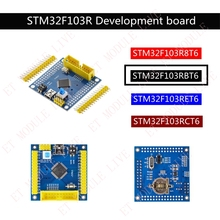 STM32F103RBT6 ARM STM32 System Development Board Module For arduino Minimum System Board STM32F103C8T6 upgrade version