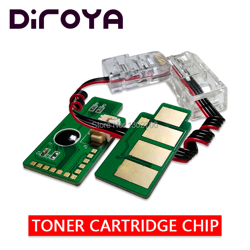 5PCS mlt d707s 707s d707 <font><b>toner</b></font> cartridge chip for <font><b>samsung</b></font> ProXpress SL-<font><b>K2200</b></font> SL K2200ND 2200ND <font><b>K2200</b></font> Black Printer Powder Reset image