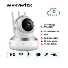 1080P ip cam mini wireless camera ip wifi security camera Night Vision Video Surveillance IR Cut P/T CCTV Indoor Kamera 720P P2P