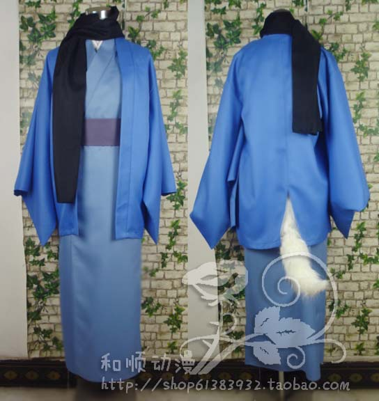 Anime Kamisama Kiss Kamisama Hajimemashita Love Tomoe Cosplay Costume