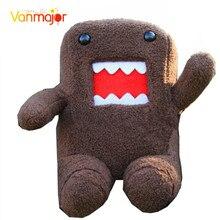 20cm DomoKun Funny Domo kun Doll Children Novelty Item Creative Gift The Kawaii Stuffed Plush Toy