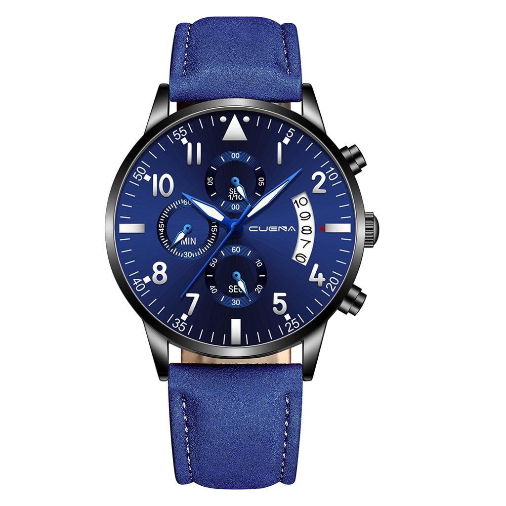 HTB1qXFQXRCw3KVjSZFlq6AJkFXaj 2019 Ultra Thin Watches For Men Men Military Luxury Sports Watch Analog Sport Leather Quartz Mens Watches relogio masculino #10