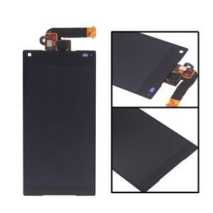 """Image 3 - 4,6 """"AAA pantalla para Sony Xperia Z5 compact LCD + Digitalizador de pantalla táctil en lugar para Sony XPERIA Z5 mini E5823 E5803 LCD componente"""