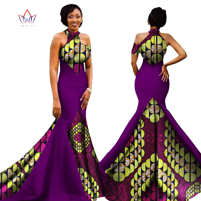 Elegant African Dresses Women