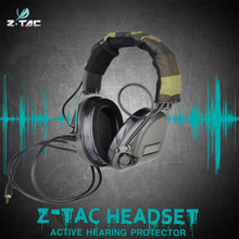 Buy Element Z-Tactical  Z037 Sordin Ver Leather Headband Style Get Rid 3.5 Mm Shooting Range Protection Hearing Headset directly from merchant!