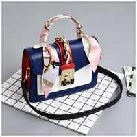 2019 Fashion Women Handbag Shoulder Bag Large Capacity Casual PU Leather Female Clutch Zipper Cross Body for Girl Messenger Tote