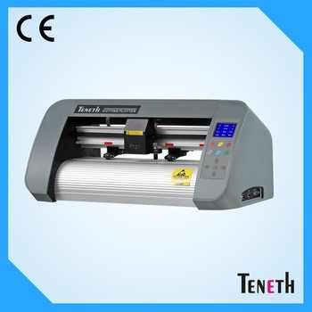 330 Mm Kuco Otomatis Kontur Cutter Plotter/USB Vinyl Cutter Mesin Desktop Portable Cutting TH440L