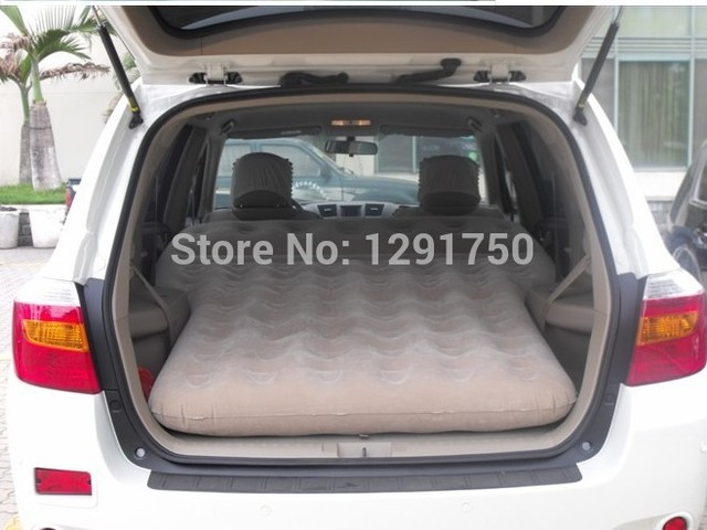 auto reise bett aufblasbare matratze f r audi q3 q5 q7 auto aufblasbare bett. Black Bedroom Furniture Sets. Home Design Ideas