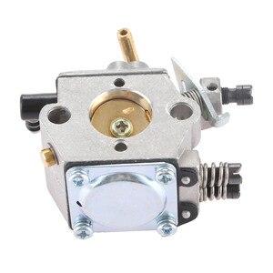 Image 3 - DRELD carburateur pour Stihl 024 026 MS240 MS260 024AV 024S, tronçonneuse 1121 120 0611, remplacer OEM Walbro WT 194 WT 194 1 wt 22