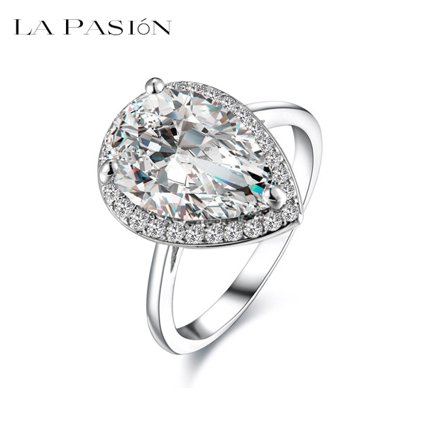 line Get Cheap Halo Engagement Rings Aliexpress