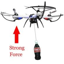 Нет Камеры Модернизированная RC Drone Тарантул X6 H16 RC Quadcopter JJRC Высокоскоростной Вертолет RTF YiZhan 2.4 ГГц Сильный Подтягивающий силы