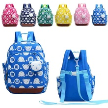 6 colors Children Schoolbag New Baby Walking Baby Toddler kids Backpack Strap Bag Anti Lost Children Harnesses & Leashes