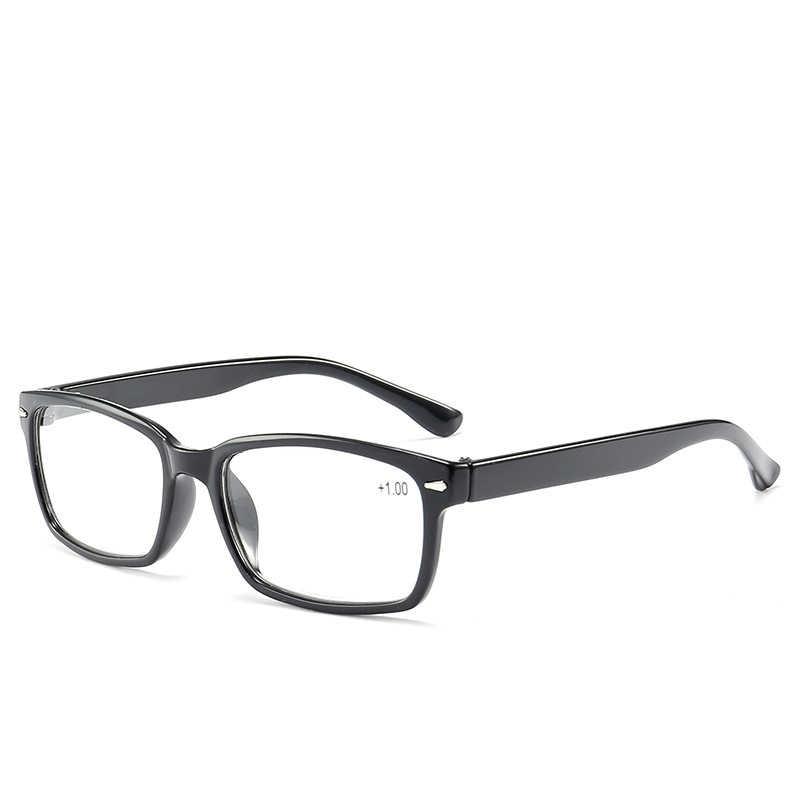 Zilead Nyaman Ultralight Kacamata Gradient Presbyopia Kacamata untuk Wanita & Pria + 1.0 + 1.5 + 2.0 + 2.5 + 3.0 + 3.5 + 4.0