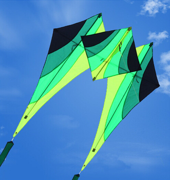 цена free shipping high quality new design 3d nylon kite adult kite flying toys with kite reel line free wei kite free shipping онлайн в 2017 году