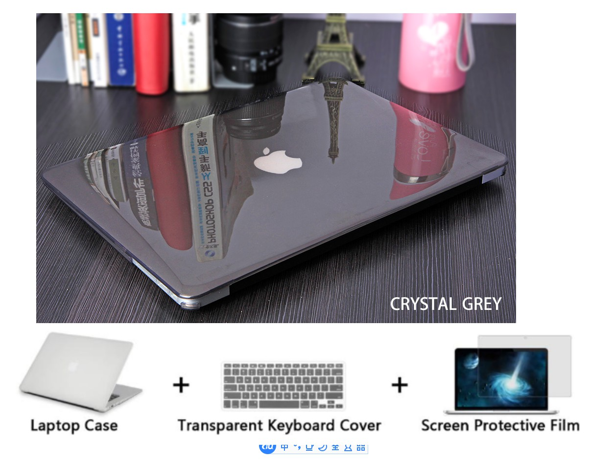 Mac Covers Cartoon Hat Dog Friendly Pet Plastic Hard Shell Compatible Mac Air 11 Pro 13 15 MacBook Protective Case Protection for MacBook 2016-2019 Version