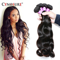 Cynosure Hair Malaysian Body Wave Malaysian Virgin Hair Bundle Deal 7A Unprocessed Virgin Malaysian Human Hair Weave Bundles
