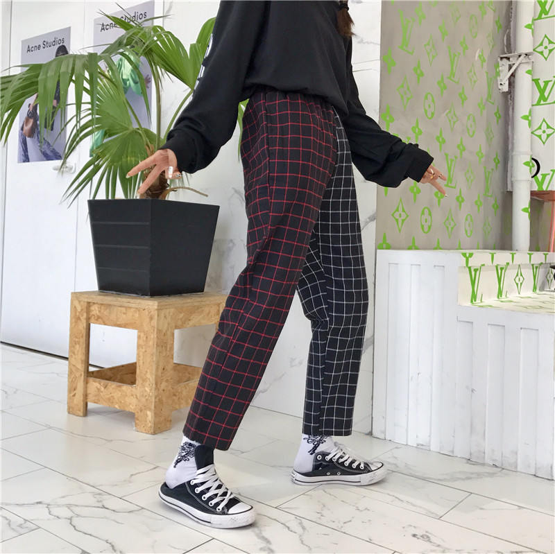 black black pants