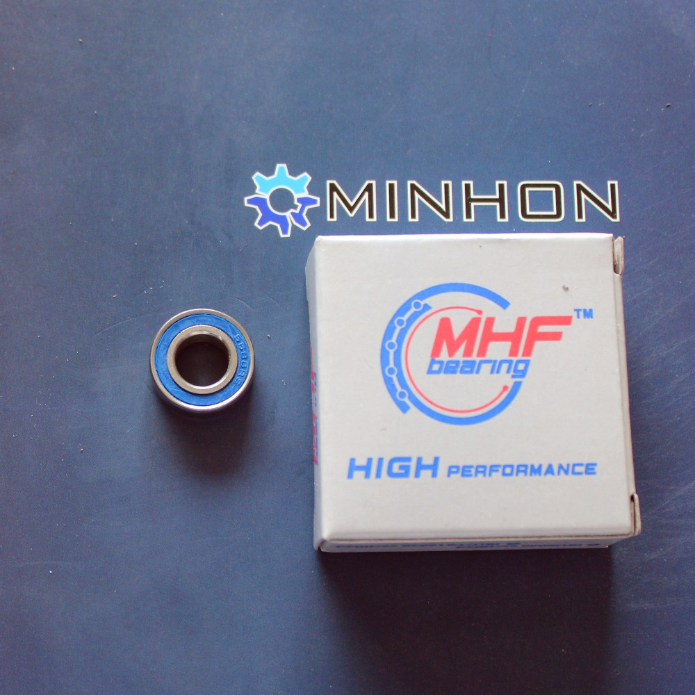 Free Shipping 10pcs SS688-2RS MHF Stainless S Miniature Deep Groove Ball Bearings Size 8*16*5 mm Best Price High Performance
