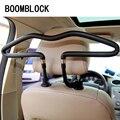 BOOMBLOCK 1 шт. автомобильный тканевый держатель вешалки Стайлинг для Mercedes W204 W210 AMG Benz Bmw E36 E90 E60 Fiat 500 Volvo S80 аксессуары