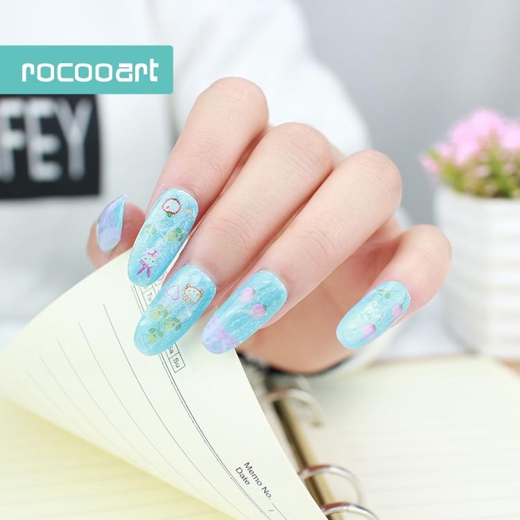 KB 171/2017 Latest Brand Nail Design Nails Art Sticker Cartoon Pet ...