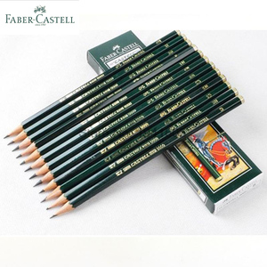 Image 3 - Faber castell 12 Pcs Brand (6H 8B) Sketch and Drawing Pencil Personalized Standard Pencils Black Drawing Pencil