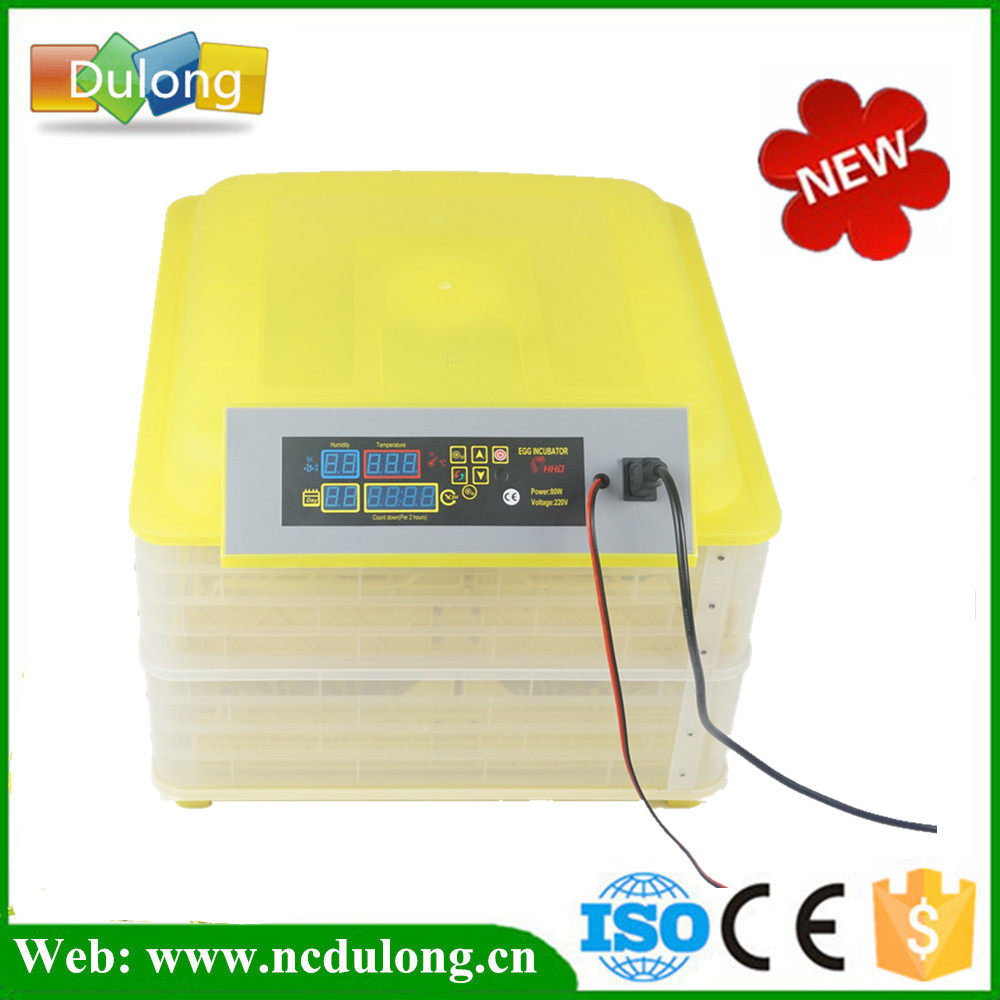 Automatic 96 Egg Incubator Poultry Hatcher Egg tester Chicken,Pigeons Other Birds Quail Incubator 60 eggs incubator new design jn5 60 mini egg incubator poultry hatcher egg chicken quail duck incubator