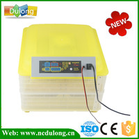 Automatic 96 Egg Incubator Poultry Hatcher Egg Tester Chicken Pigeons Other Birds Quail Incubator