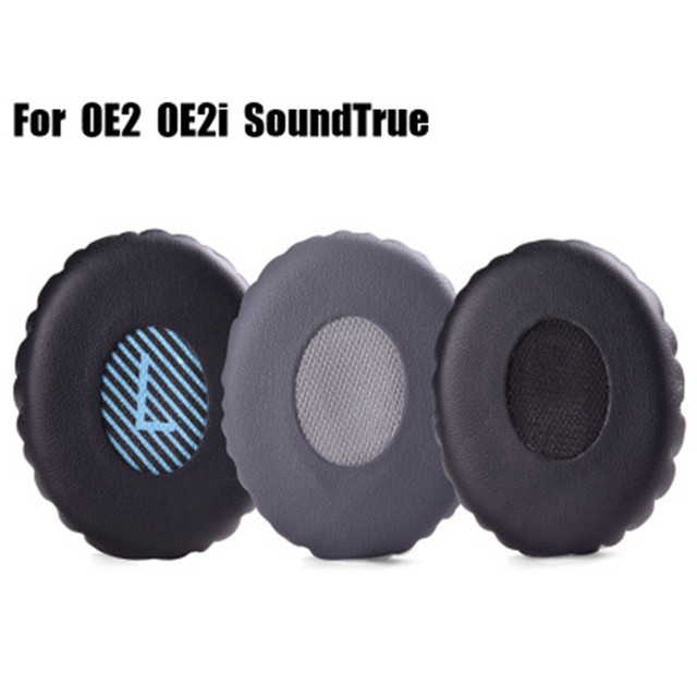 Us 3 91 33 Off Replacement Foam Ear Pads Cushions For Bose Soundlink On Ear Soundtrue On Ear Style Oe2 Oe2i Headphones In Earphone Accessories From