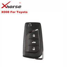 XHORSE VVDI2 For Toyota Universal Remote Key 3 Buttons Xhorse Remote Key