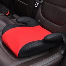 Children Kids Car Booster Seat Nonslip Soft Cushion Car Interior Seat Cover Pad For Child Booster Car Seat Auto Car Accessories 8 driv racing booster car upgrade strong booster auto throttle controller pedal commander for toyota sienna