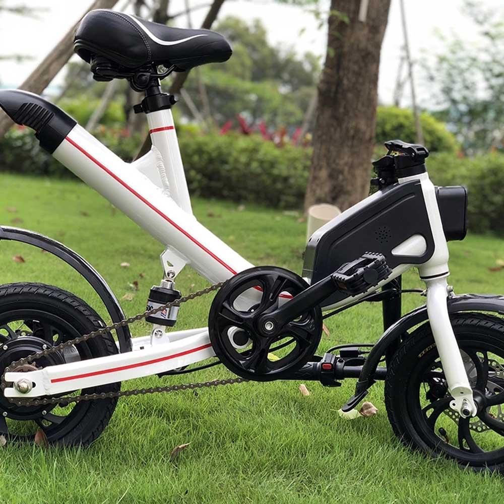 AnpassungsfäHig Geschwindigkeit 350 W 36 V Li-ion Batterie Assistent Zyklus Elektrische Bike Für Schöne Dame Elektrische Fahrrad Mini E Bike