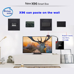Image 3 - IR extend cable and magic tape for android tv box X96 mini X96 MAX