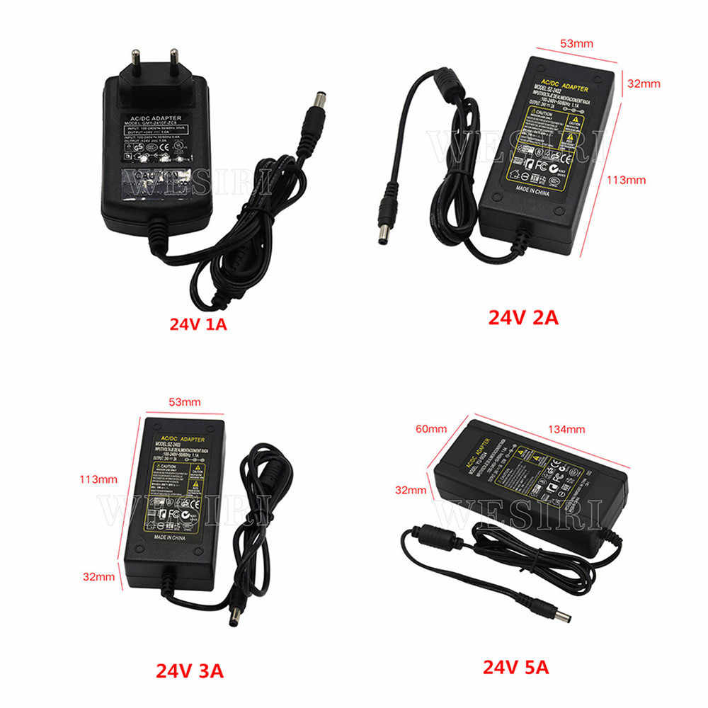 LED Schalter Netzteil Adapter AC zu DC Transformator DC5V 12 V 24 V 48 V 1A 2A 3A 5A 6A 7A 8A 10A für 5 V 12 V 24 V LED Streifen Lichter