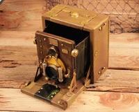 Retro kamera model model aparatu fotografia rekwizyty Home Decor Vintage Model Aparatu