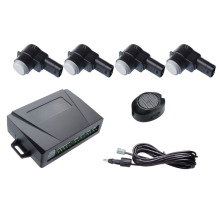 Digital Car Parking Sensor System Front Rear Buzzer Reverse Assistance Backup Radar Detector Monitor Parktronic Alarm