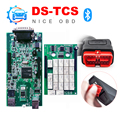 TCS CDP+ Pro + with Bluetooth and 2014.R3 No keygen On CD cdp 3 in 1 car Truck Generic Diagnostic tool tcs cdp Free Shipping