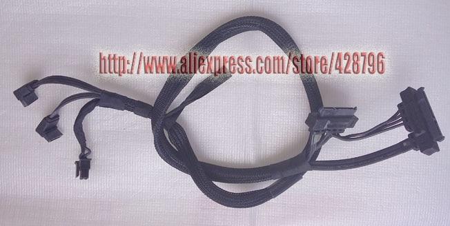Mac Pro Molex Power SATA Optical Drive Cable  A1289 607-2901 922-8891