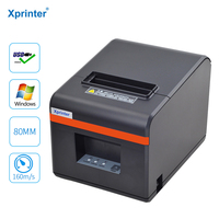 Thermal Printer 80mm POS Receipt Printer with Automatic cutter Restaurant Kitchen Retail Store Bill printer thermal printer head