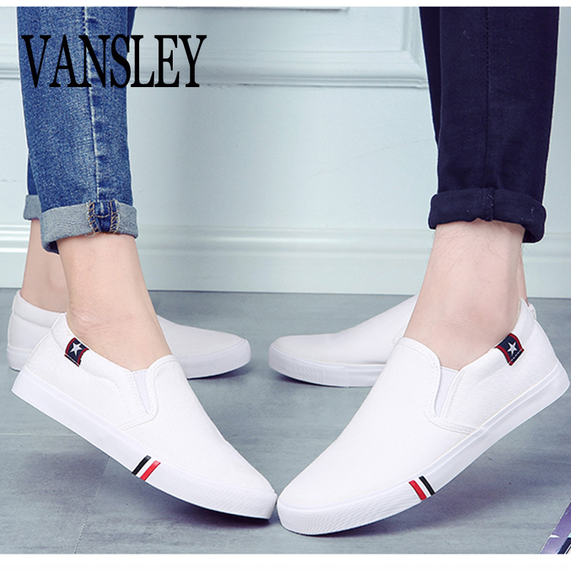 Unisex Women Vulcanize Shoes Summer Breathable Trainers Casual Shoes Cheap White Canvas Platform Shoes Sneakers Size 35-44