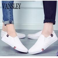 Unisex Women Vulcanize Shoes Summer Breathable Trainers Casual Shoes Cheap White Canvas Platform Shoes Sneakers Size