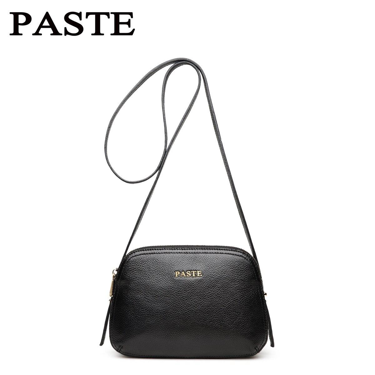 купить 2017 spring summer new leather handbag Crossbody Bag small head layer cowhide bag fashionista 0308 по цене 5099.81 рублей