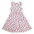 2-6 Age Summer 2015 New Brand Littly Girls Dress Kids Clothes Vestidos Bow Children Dress Princess Party Dresses for Girls