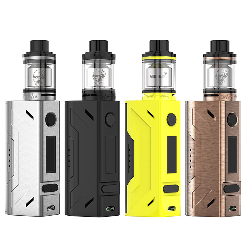 100% Original Smoant Battlestar Kit  Smoant Battlestar 200W MOD with Battelestar RTA Kit Electronic Cigarette Vape Kit smoant battlestar 200w tc mod electronic cigarette mods vaporizer e cigarette vape mech box mod for 510 thread atomizer x2093