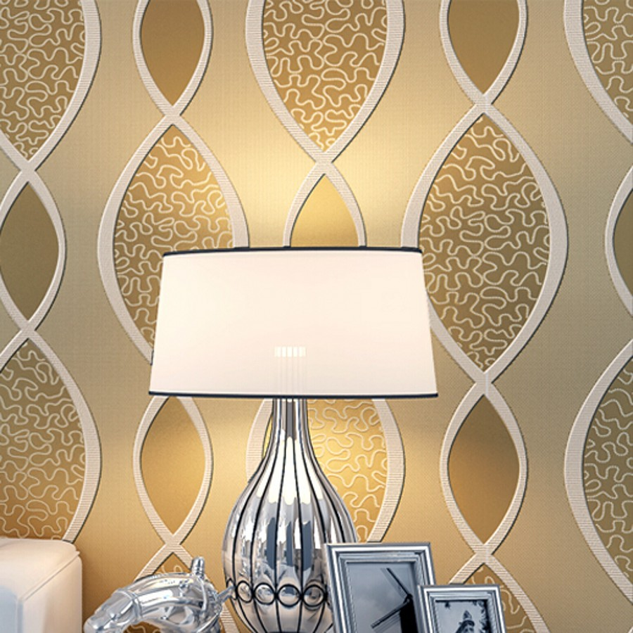 Beibehang European Water Ripple Embossed Wallpaper 3D TV Background Living Room Bedroom Embossed 3d Wallpaper papel de parede beibehang papel de parede 3d stereo fine simple european style bedroom living room tv background wall full of wallpaper