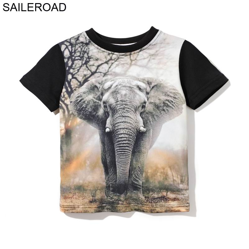 e262ef376950 Buy elephant shirt and get free shipping on AliExpress.com