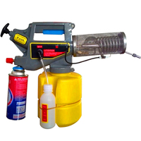 2L mini thermal fogger fogging machine, fumigation sprayer, for mosquito, moths, filies killing