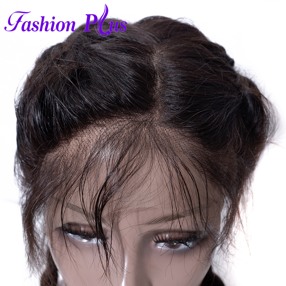 Full Lace Human Hair Wigs With Baby Hair Brazilian Virgin Hair Wigs For Black Women Human Hair Wigs12''-28'' Can Be Customized