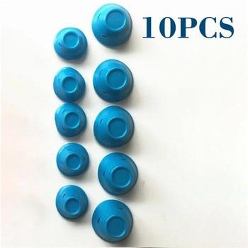 Σετ 10 τεμ μαγικά ρολακια σιλικόνης για τέλειες μπούκλες χωρίς την επιβλαβή θερμότητα. Προϊόντα Ομορφιάς Προϊόντα Περιποίησης MSOW